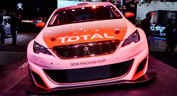 Peugeot 308 Racing Cup [live]