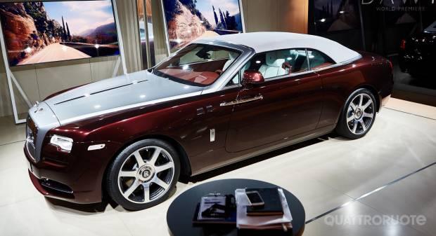 Rolls-Royce Dawn [live]