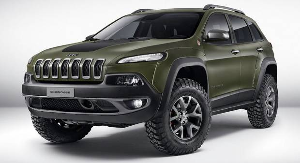 Jeep Cherokee KrawLer (2015)