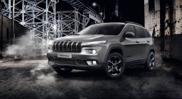 Jeep Cherokee Night Eagle (2015)