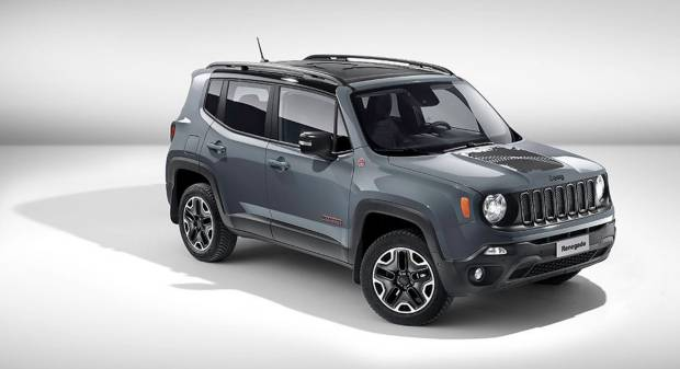 Jeep Renegade Trailhawk by Mopar (2015)