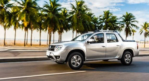 Renault Duster Oroch (2015)