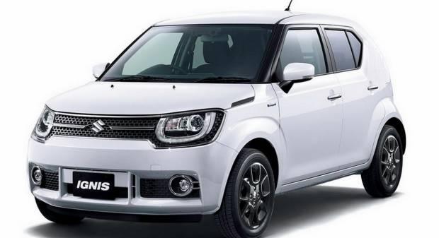 Suzuki Ignis (2015)