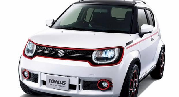 Suzuki Ignis Trail Concept (2015)