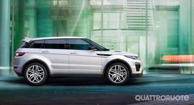 Range Rover Evoque MY 2016 (2015)