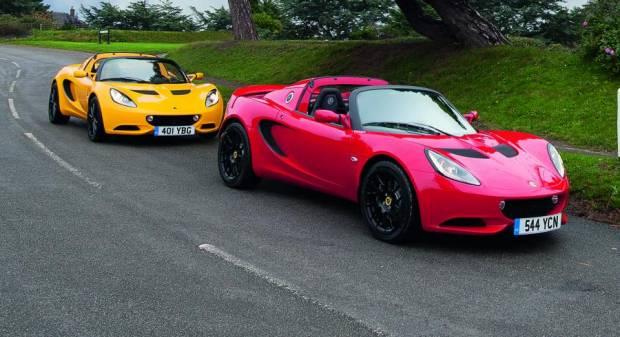 Lotus Elise Sport (2015)
