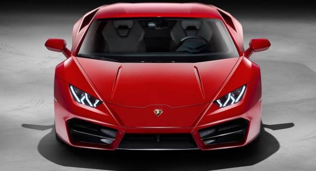 Lamborghini Huracán LP580-2 (2015)