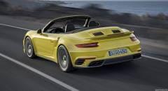 Porsche 911 Turbo Cabriolet (2015)