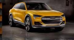 Audi h-tron quattro concept (2016)