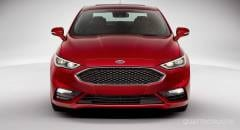 Ford Fusion Sport (2016)