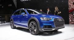Audi A4 Allroad (live)