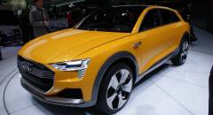 Audi h-tron quattro concept (live)