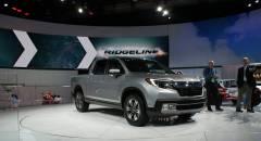 Honda Ridgeline (live)