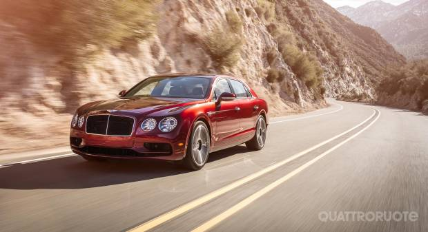 Bentley Flying Spur V8 S (2016)