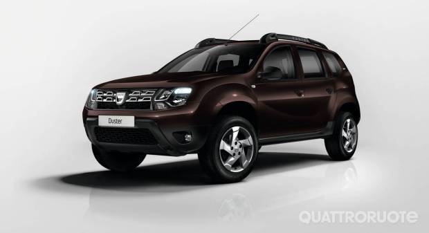Dacia Duster Essential (2016)
