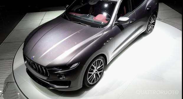 Maserati Levante LIVE
