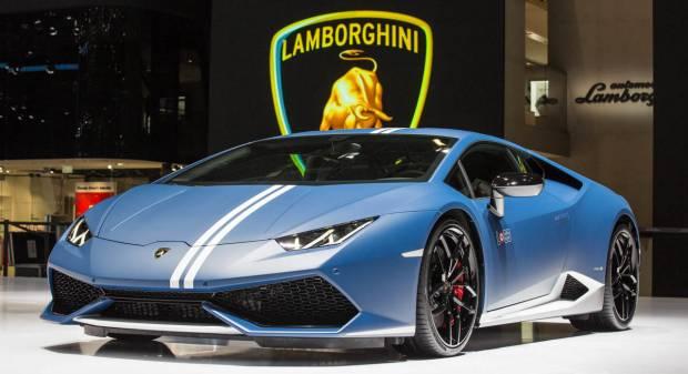 Lamborghini Huracán LP610-4 Avio LIVE