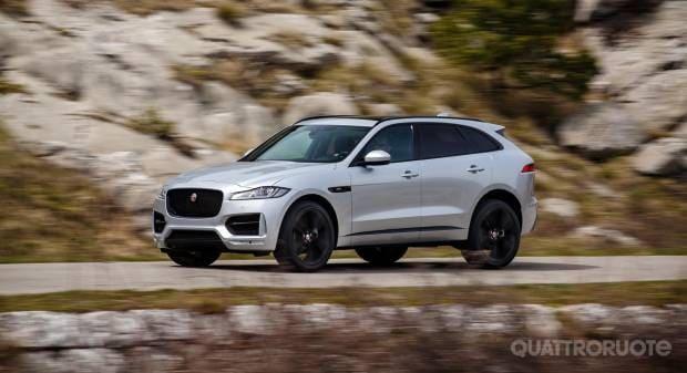 Jaguar F-Pace 2.0d R-Sport (2016)
