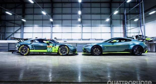 Aston Martin GT8 (2016)