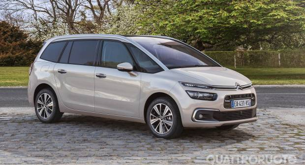 Citroën C4 Grand Picasso (restyling)
