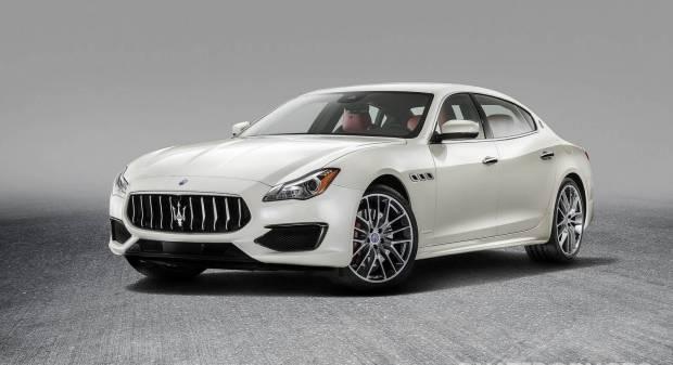 Maserati Quattroporte restyling (2016)