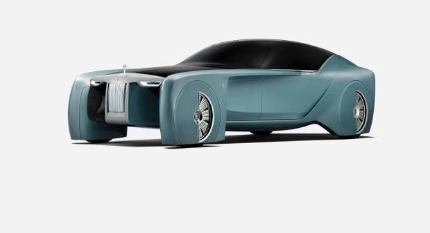 Rolls-Royce Vision Next 100 (2016)