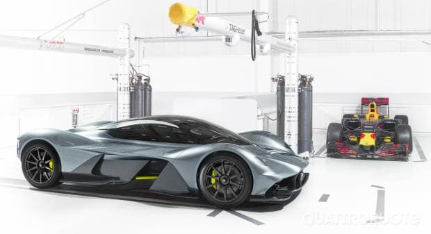 Aston Martin AM-RB 001 (2016)