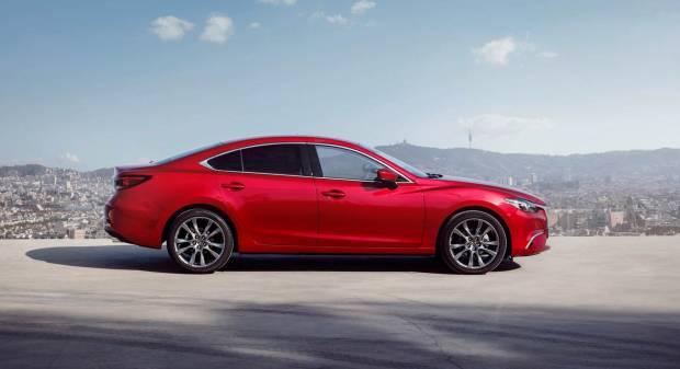Mazda 6 (2016)