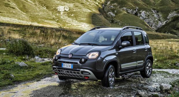 Fiat Panda Cross MY 2017 (2016)