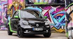 Smart forfour electric drive (2016)
