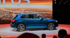 Audi Q5 - LIVE