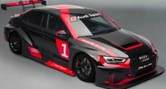 Audi RS3 LMS Racecar (2016)