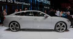 Audi S5 Sportback - LIVE
