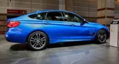 BMW Serie 3 GT - LIVE