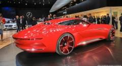 Mercedes-Maybach Vision 6 Concept - LIVE