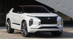 Mitsubishi GT-PHEV Concept (2016)