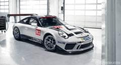 Porsche 911 GT3 Cup (2016)
