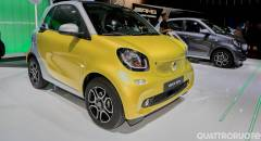 Smart fortwo electric drive - LIVE