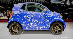 Smart fortwo All Gone - LIVE