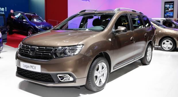Dacia Logan MCV - LIVE