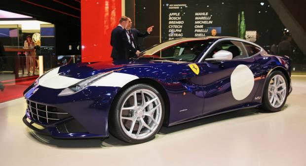 Ferrari F12berlinetta - LIVE