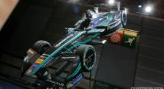 Jaguar I-Type Formula E - LIVE
