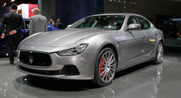 Maserati Ghibli - LIVE