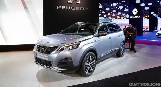 Peugeot 5008 - LIVE