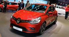 Renault Clio - LIVE