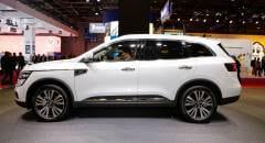 Renault Koleos - LIVE