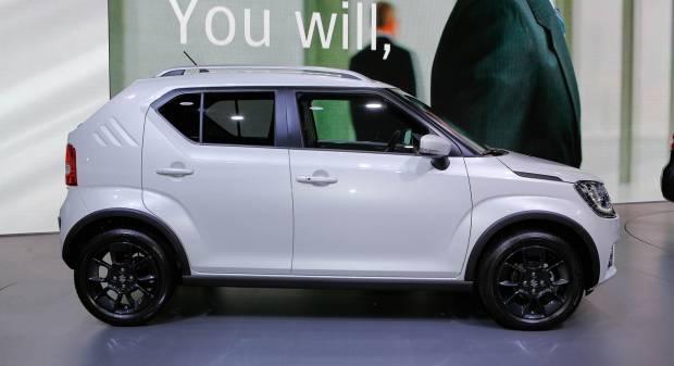 Suzuki Ignis - LIVE