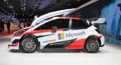 Toyota Yaris WRC - LIVE