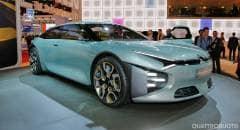 Citroën Cxperience Concept - LIVE