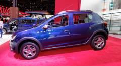 Dacia Sandero Stepway - LIVE